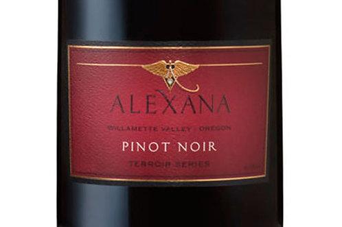 Alexana Pinot Noir Terrior Series Willamette Valley 2018