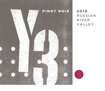 Y3 Russian River Valley Pinot Noir