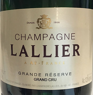 Lallier Grand Réserve Grand Cru Champagne