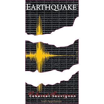 """2015 Earthquake """"Lodi"""" Cabernet Sauvignon"""