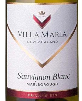 2019 Villa Maria Sauvignon Blanc, Marlborough New Zealand