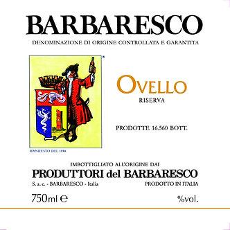 """2015 Produttori del Barbaresco """"Ovello"""""""