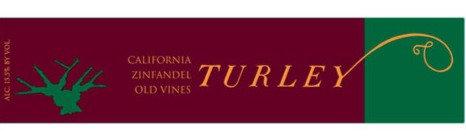 2018 Turley Old Vines Zinfandel, California