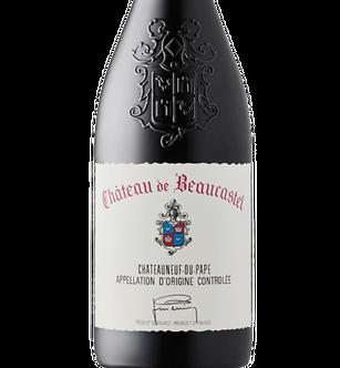 2017 Beaucastel Chateauneuf-du-Pape Rouge