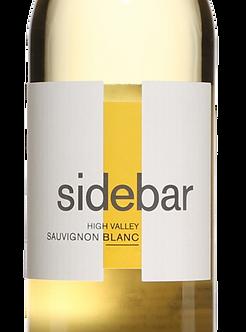 2019 Sidebar High Valley Sauvignon Blanc by Ramey Cellars