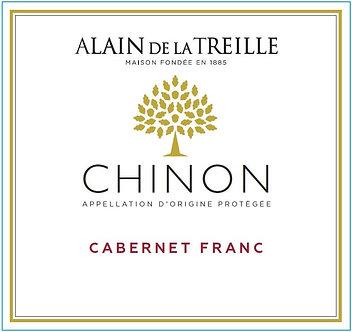 Alain De La Treille Chinon Cabernet Franc