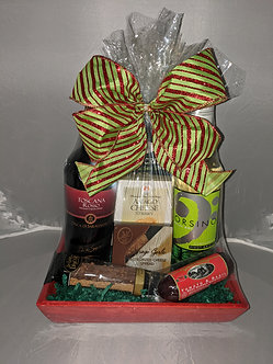 A Little Bit of Italy Gift Basket