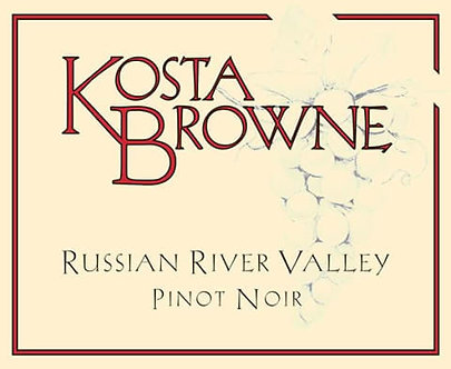 2018 Kosta Browne Russian River Valley Pinot Noir