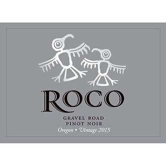 "2018 ROCO ""Gravel Road"" Pinot Noir"