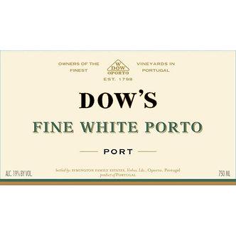 NV Dow's Fine White Porto