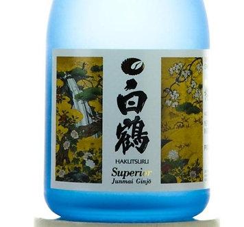 Hakutsuru Superior Sake Junmai Ginjo Sake 300ml