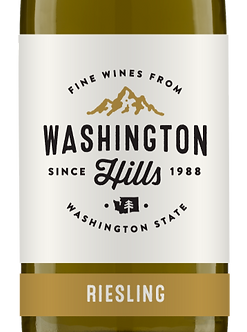 2017 Washington Hills Riesling