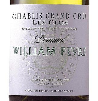 2017 William Fevre Chablis Grand Cru Les Clos