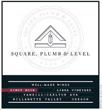 Square, Plumb & Level Willamette Valley Pinot Noir
