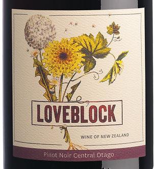 2018 Loveblock New Zealand Pinot Noir