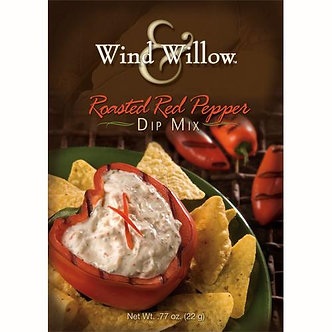 Wind & Willow Roasted Red Pepper Dip Mix