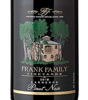 2018 Frank Family Carneros Pinot Noir