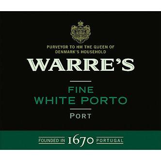 NV Warre's Fine White Porto