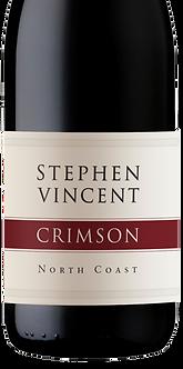 Stephen Vincent North Coast Crimson Red Blend