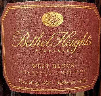 2015 Bethel Heights West Block Willamette Valley Pinot Noir (1500ml)