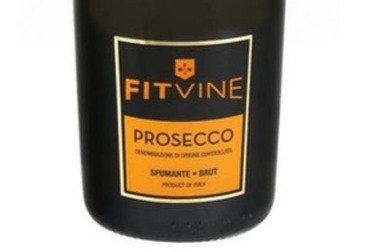 FitVine Brut Prosecco Sparkling Wine