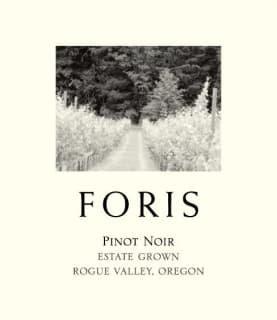 Foris Pinot Noir, Rogue Valley Oregon 2018