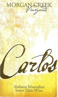 "Morgon Creek ""Carlos"" Alabama Muscadine Wines"