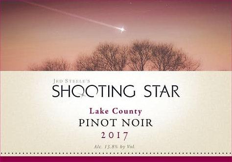 2017 Steele Shooting Star Pinot Noir