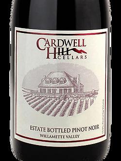 Cardwell Hill Cellars Estate Bottled Willamette Valley Pinot Noir