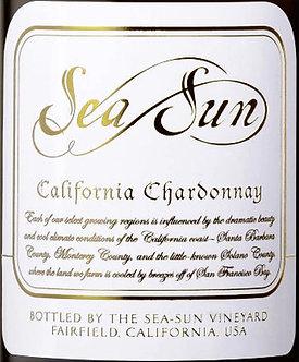2018 Sun Sea California Chardonnay by Caymus