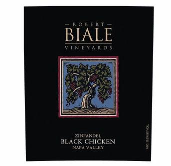 "2018 ""Black Chicken"" by Robert Biale Vineyards"