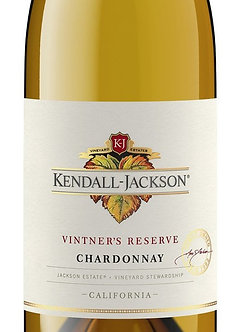(375ml) Kendall-Jackson Vintner's Reserve Chardonnay
