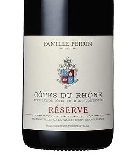 Famille Perrin Reserve Cotes du Rhone Rouge