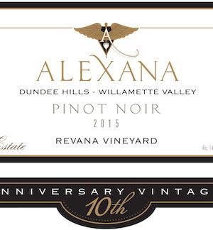 Alexana Pinot Noir