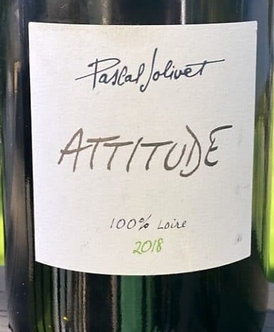 2018 Pascal Jolivet Attitude Sauvignon Blanc