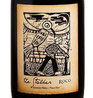 "2015 ROCO ""The Stalker"" Willamette Valley Pinot Noir"