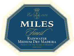NV Miles Finest Rainwater Medium Dry Madeira