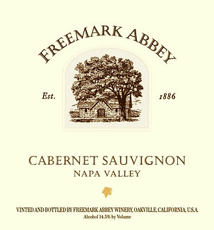 2016 Freemark Abbey Napa Valley Cabernet Sauvignon