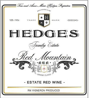 2017 Hedges Family Estate Red Mountain Blend