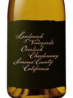 "Landmark Vineyard ""Overlook"" Sonoma County Chardonnay"