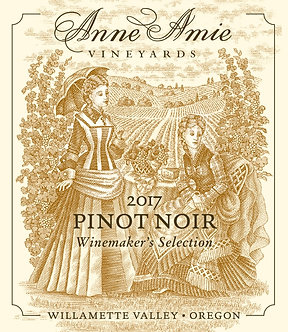 Anne Amie Winemakers Selection Willamette Valley Pinot Noir