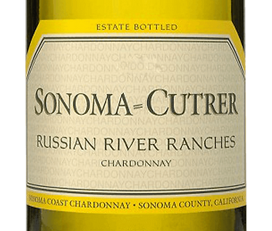 2018 Sonoma-Cutrer Russian River Ranches Chardonnay
