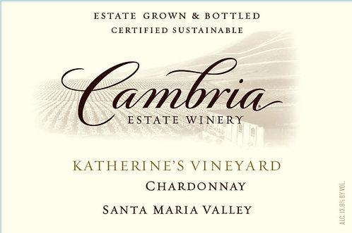 "Cambria ""Katherine's Vineyard"" Santa Maria Valley Chardonnay"