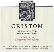 "Cristom ""Marjorie Vineyard"" Pinot Noir 2015"