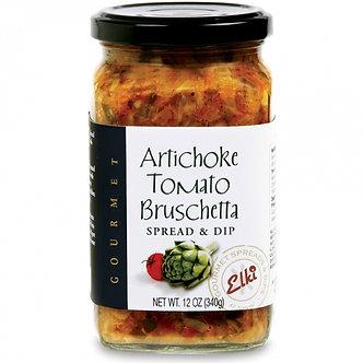 Artichoke Tomato Bruschetta 12 oz.
