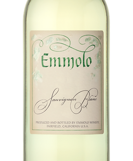 2019 Emmolo Sauvignon Blanc