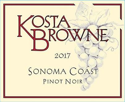 2018 Kosta Browne Sonoma Coast Pinot Noir