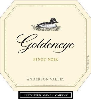 2017 Goldeneye Anderson Valley Pinot Noir by Duckhorn