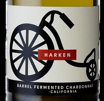 2018 Harken Barrel Fermented Chardonnay