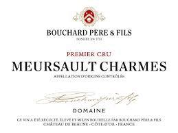 2018 Bouchard Pere & Fils Meursault Charmes Premier Cru